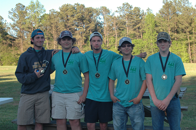 sr. 4-h shooters